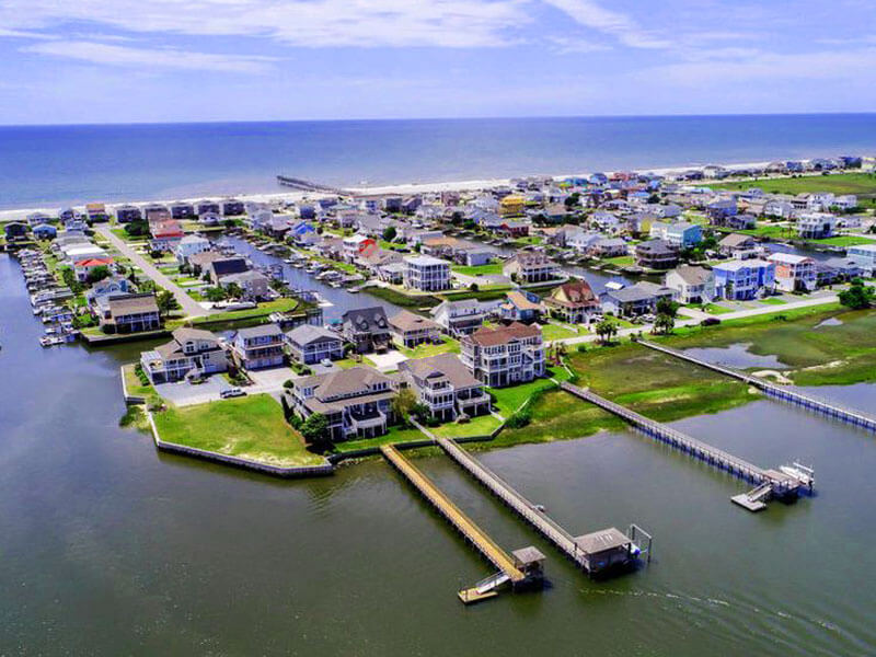Holden Beach, NC Real Estate