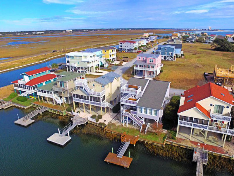 Sunset Beach, NC Real Estate